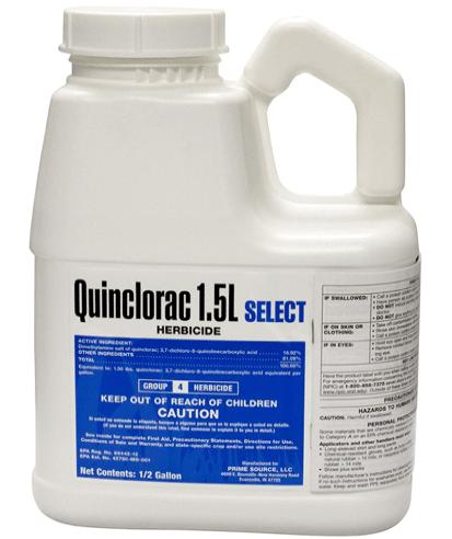Primesource Quinclorac 1.5L Select Liquid Crabgrass Killer review