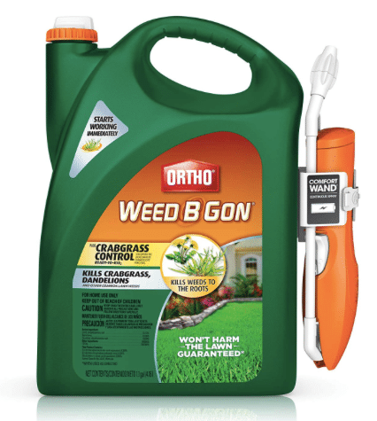 Ortho Weed B Gon Plus Crabgrass Control Ready-To-Use2 Wand review