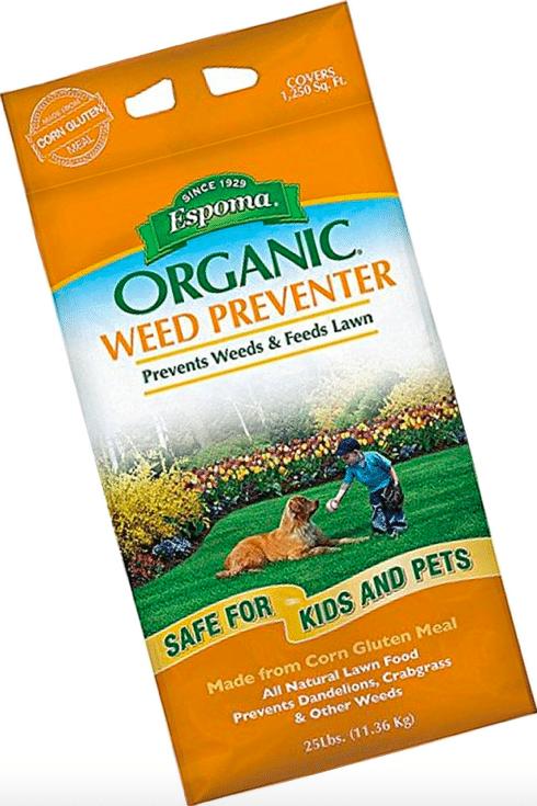 Espoma Organic Weed Preventer-25 lb. CGP25, 25 lb review