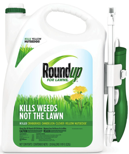 Roundup 4385010 Lawns1 Extended Wand