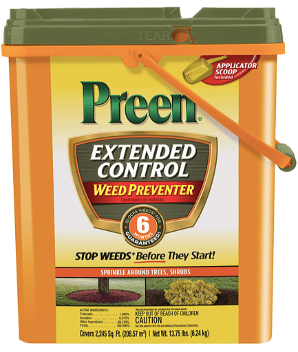 Preen 246422 Extended Control Weed Preventer review
